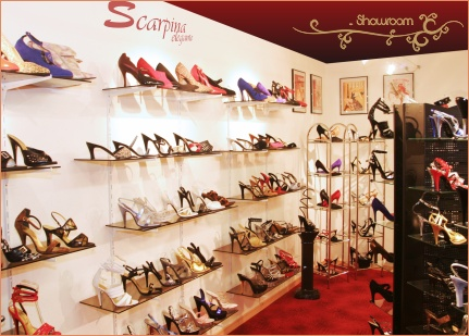 High Heels Showroom
