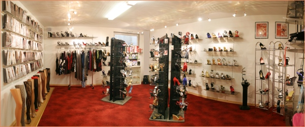 High Heels Showroom 2